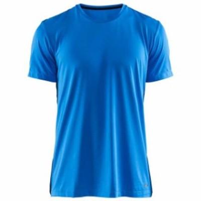 craft クラフト ランニング&トライアスロン 男性用ウェア Tシャツ craft essential-rn