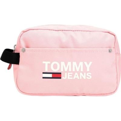 トミー ジーンズ TOMMY JEANS レディース ポーチ tjw cool city washba beauty case Pink