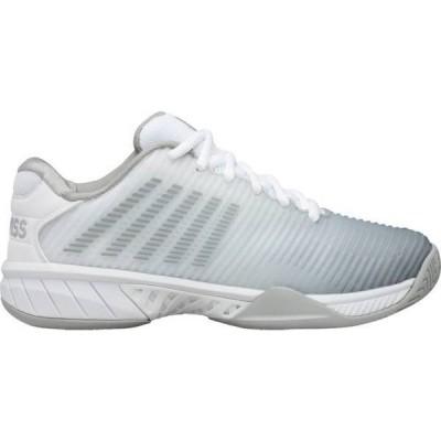 ケースイス レディース スニーカー シューズ K-Swiss Women's Hypercourt Express 2 Tennis Shoes