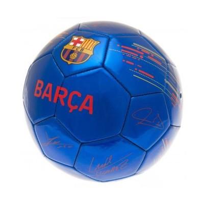FCバルセロナサッカー署名BL / FC Barcelona Football Signature BL