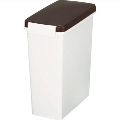 TONBO スリムペールパッキン付14型 ブラウン (88592)