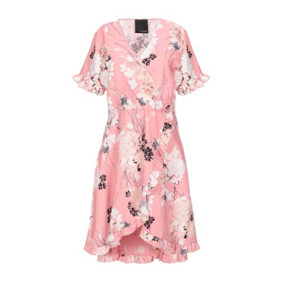 A MÒÒD ミニワンピース&ドレス ピンク M ポリエステル 100% ミニワンピース&ドレス