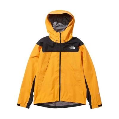 ノースフェイス(THE NORTH FACE) メンズ クライムライトジャケット Climb Light Jacket サミットゴールド NP12003 SG レインウェア アウター アウトドア