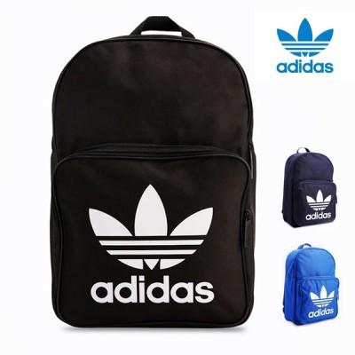 adidas アディダス リュック ブラック ネイビー ブルー DJ2170 DJ2171 DJ2172 クラシック トレフォイル CLASSIC TOREFOIL バックパック リュックサック 父の日