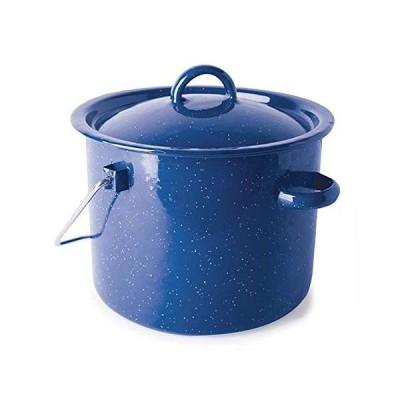 Stansport Enamel Straight Pot - 3.2 Quarts