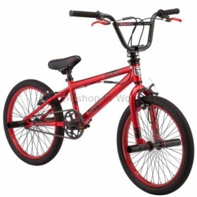 """BMX マングース20 """"少年の外限界BMXバイクレッドチャイルド  Mongoose 20"""" Boy's Outerlimit"""