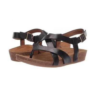 Comfortiva コンフォーティヴァ レディース 女性用 シューズ 靴 サンダル Gamora - Black Montana
