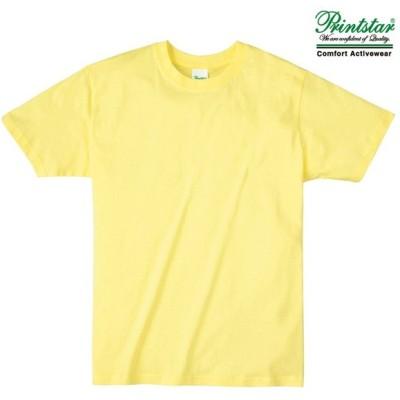 キッズ ジュニア 子供服 tシャツ 半袖 ライトウェイト 4.0オンス 無地 ライトイエロー 150cm サイズ 083-BBT