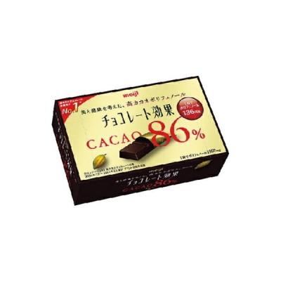 明治 チョコレート効果カカオ86%BOX 70g (5個単位でご注文ください)