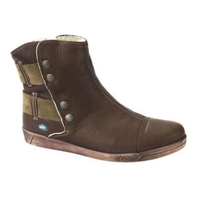 クラウド レディース ブーツ・レインブーツ シューズ Aline Boot Wool Lining