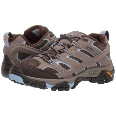 メレル Merrell レディース ハイキング・登山 シューズ・靴 Moab 2 GTX Brindle