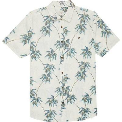 オニール メンズ シャツ トップス Ticket To Hawaii Short Sleeve Button Down Shirt