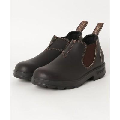 ブーツ BLUNDSTONE ブランドストーン LOW-CUT BS1610050 BROWN