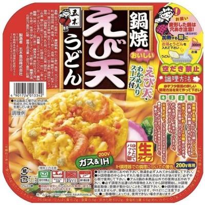 鍋焼 えび天うどん 220g×18個 五木食品
