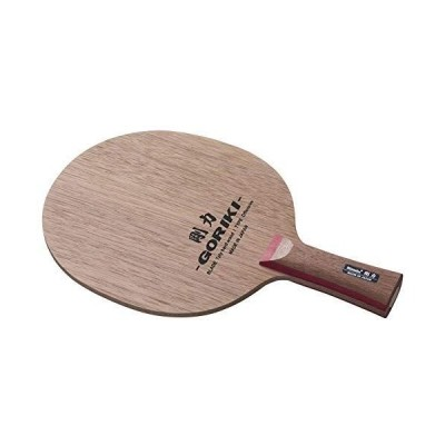 ニッタク(Nittaku) 卓球 ラケット 剛力C ペンホルダー (中国式) 木材合板 NE-6416
