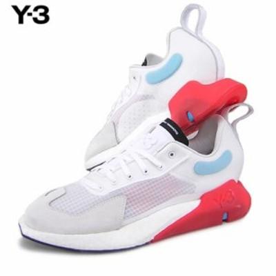 ワイスリー/Y-3 メンズ  スニーカー ORISAN FX1411 (コアホワイト/レッド/シグナルシアン/CWHITE/RED/SIGCYA) オリサン/シューズ/adidas/