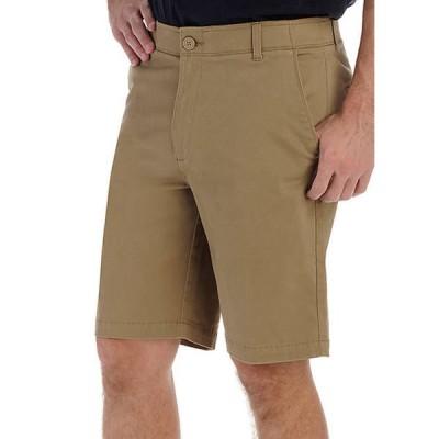 リー メンズ ハーフパンツ・ショーツ ボトムス Big & Tall Extreme Comfort Flat-Front Shorts