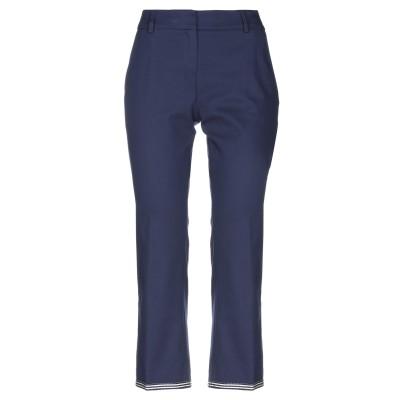 トゥルー ロイヤル TRUE ROYAL パンツ ダークブルー 42 コットン 97% / ポリウレタン 3% パンツ