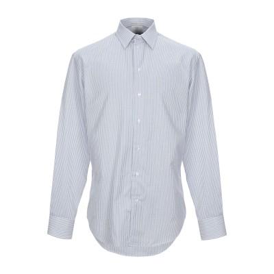 エンポリオ アルマーニ EMPORIO ARMANI シャツ ホワイト 40 コットン 100% シャツ