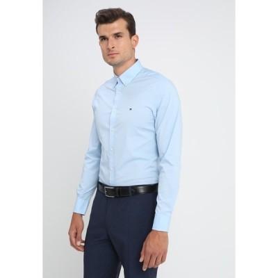 トミー ヒルフィガー シャツ メンズ トップス Shirt - shirt blue
