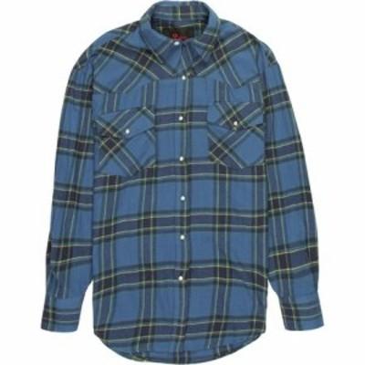 ストイック トップス Mesa Western Flannel Shirt - Mens