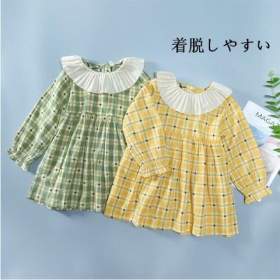 秋 長袖 プレゼント スカート 女の子  かわいい 秋の行楽 子供 キッズ  おしゃれ ファッション