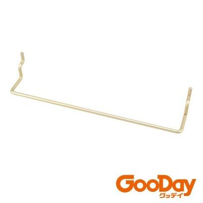 パンチングボード用フックゴールド PBIFG-203 光
