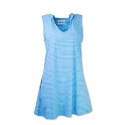 パーネル Purnell レディース チュニック トップス quick dry summer tunic Turquoise