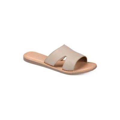 ジュルネ コレクション レディース サンダル シューズ Genuine Leather Walker Sandals