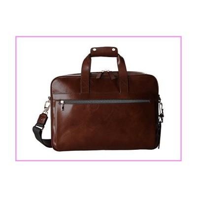 【送料無料】Bosca Old Leather Single Gusset Stringer Bag (Teak)【並行輸入品】