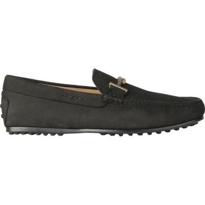 トッズ TOD'S メンズ ローファー シューズ・靴 loafers Black