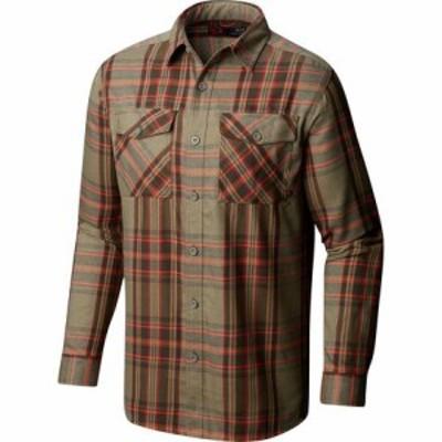 マウンテン ハードウェア キャンプ用品 Trekkin Flannel Shirt - Mens