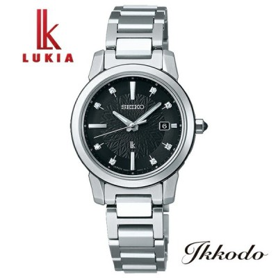 あすつく【数量限定800本 Special Box付】 セイコー SEIKO ルキア LUKIA  ソーラー電波 10気圧防水 日本国内正規品 1年保証 腕時計 SSQV083