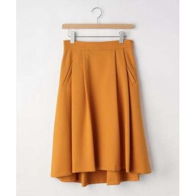 OFF PRICE STORE(Women)(オフプライスストア(ウィメン)) NATURAL BEAUTY タックひざ丈スカート