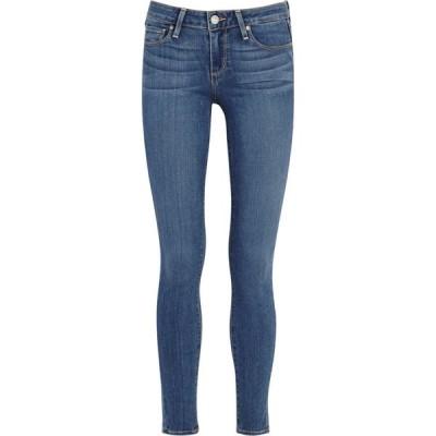 ペイジ Paige レディース ジーンズ・デニム ボトムス・パンツ Verdugo Transcend Blue Skinny Jeans Blue