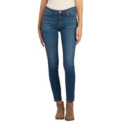 ハドソンジーンズ レディース デニムパンツ ボトムス Natalie Midrise Super Skinny Ankle Jeans NORMANTON
