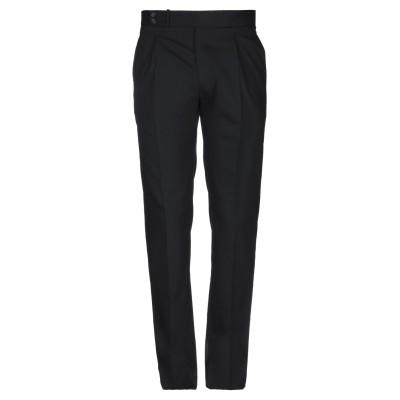 タリアトーレ TAGLIATORE パンツ ブラック 50 バージンウール 98% / ポリウレタン 2% パンツ