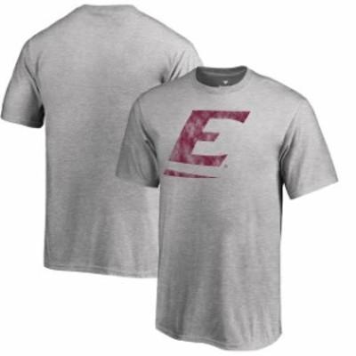 Fanatics Branded ファナティクス ブランド スポーツ用品  Fanatics Branded Eastern Kentucky Colonels Youth Heathered Gray Classic P