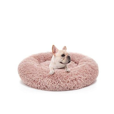 Vivi Bear キャットベッド 犬用ベッド ドーム型ベッド 小型犬 寝床 ペットハウス エクストラソフト 快適 ふかふ?