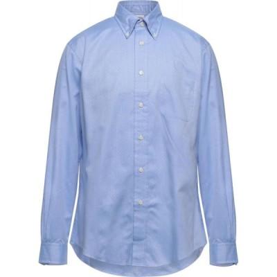ブルックス ブラザーズ BROOKS BROTHERS メンズ シャツ トップス Patterned Shirt Sky blue