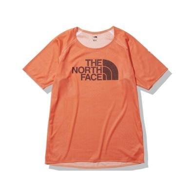 ノースフェイス THE NORTH FACE メンズ ショートスリーブフライトハイパーベントクルー S/S Flight Hypervent Crew スポーツ トレーニング 半袖 Tシャツ