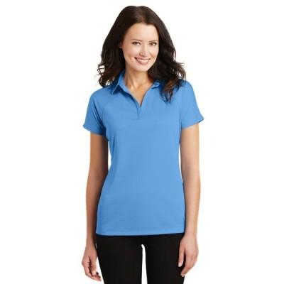 レディース 衣類 トップス Port Authority Women's Crossover polo-shirt ブラウス&シャツ
