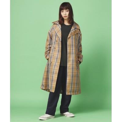 Revo. / 【BENDER TOKYO】オーバーサイズ トレンチコート/ロングコート[セットアップ対応] MEN ジャケット/アウター > トレンチコート