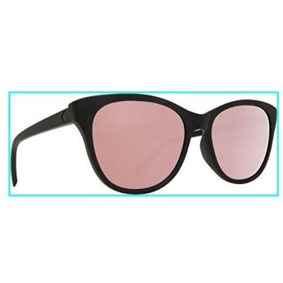 Spy Women's Mirrored Spritzer 673515375766 Black Square Sunglasses