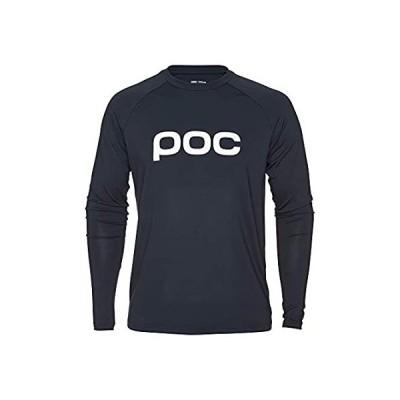 POC, Essential Enduro Jersey, Uranium Black, X-Small