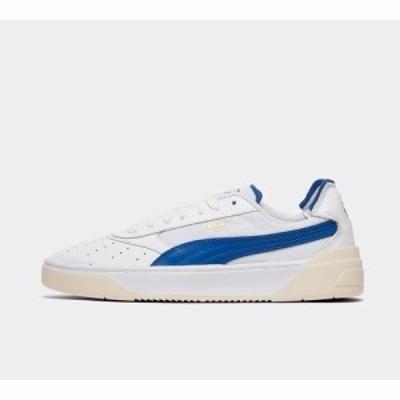プーマ Puma メンズ スニーカー シューズ・靴 cali-o trainer White