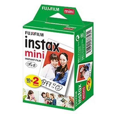 FUJIFILM・フジフィルム インスタントカメラ チェキフィルム 2P instax mini 2P INSTAX MINI JP 2
