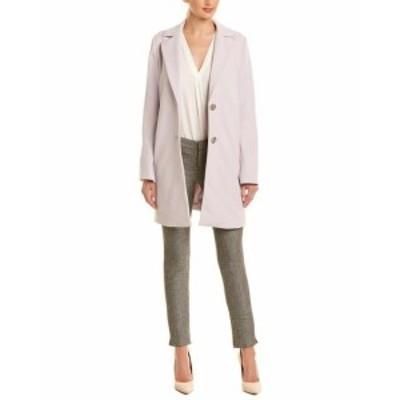 Tahari タハリ ファッション 衣類 Tahari Single-Breasted Coat