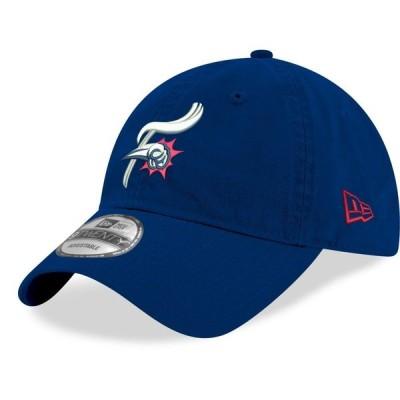ニューエラ New Era メンズ キャップ 帽子 Reading Fightin Phils Blue Core Classic 9Twenty Adjustable Hat