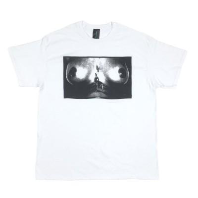ラップ アタック RAP ATTACK RIRI TITS S/S Tシャツ WHITE / ホワイト 半袖 Tシャツ
